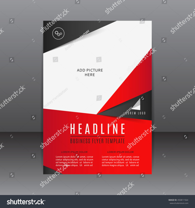 Free Illustrator Brochure Templates Download New Flyer Vector Free at Getdrawings Com Free for Personal Use Flyer