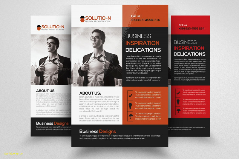 Free Three Fold Brochure Template Unique Free Corporate Tri Fold Brochure Templates Running Flyer Template