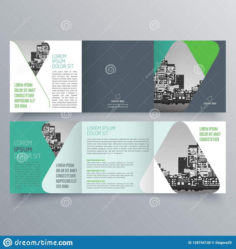 Free Tri Fold Business Brochure Templates Awesome Brochure Design Brochure Template Creative Tri Fold Trend
