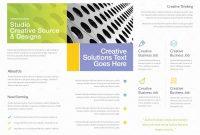 Good Brochure Templates Awesome Half Fold Brochure Templates Unique Microsoft Line Brochure