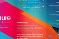 Google Docs Brochure Template Unique Business Card for Job Seekers Templates Paramythia