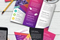 Google Docs Travel Brochure Template New Three Fold Brochure Template Google Docs