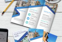 Google Docs Travel Brochure Template New Travel Tri Fold Brochure Template Google Slides
