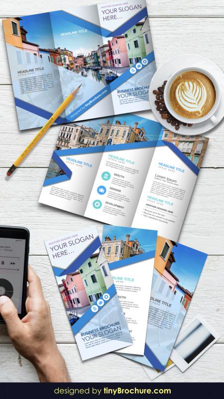 Google Docs Travel Brochure Template New Travel Tri Fold Brochure Template Google Slides