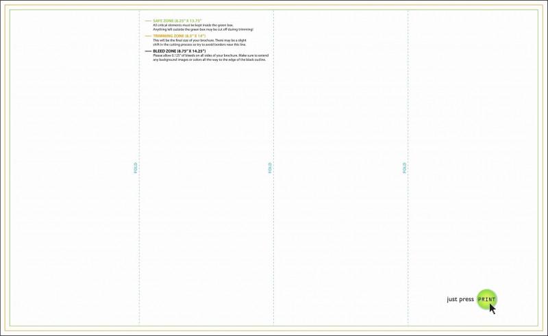 Google Docs Tri Fold Brochure Template Awesome Google Tri Fold Brochure Template Fresh Tri Fold Brochure Design