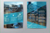 Half Page Brochure Template Unique College Brochure Design Samples