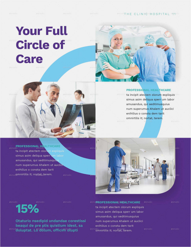 Healthcare Brochure Templates Free Download Awesome Download 51 Pages Brochure Templates Format Free Professional