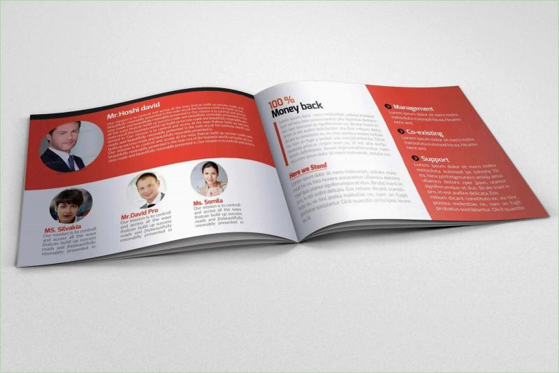 Hotel Brochure Design Templates New Business Service Catalogue Template Caquetapositivo