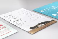 Letter Size Brochure Template New Break Through the Marketing Noise with Bold Minimalist Flyers Learn