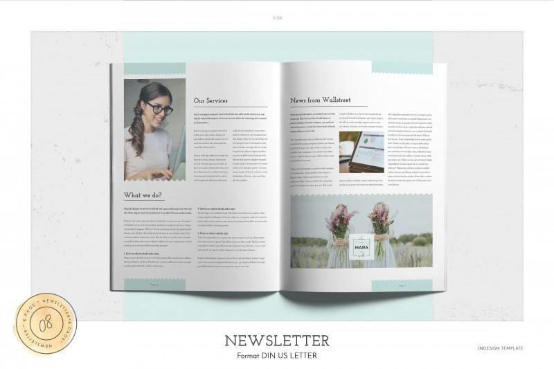 Letter Size Brochure Template Unique Newsletter Letterbrochurepapersize Poster Design Inspiration