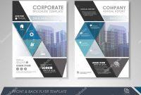 Mac Brochure Templates Unique Business Broscha¼re Design Template Stockvektor A Stekloduv