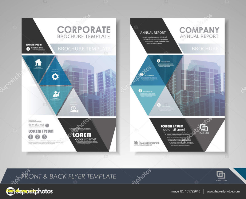 Mac Brochure Templates Unique Business Broscha¼re Design Template Stockvektor A Stekloduv