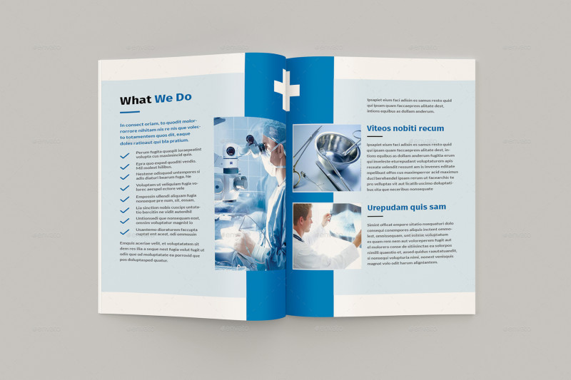 Medical Office Brochure Templates Unique Medicore A4 Medical Brochure Template by Stringlabs Graphicriver