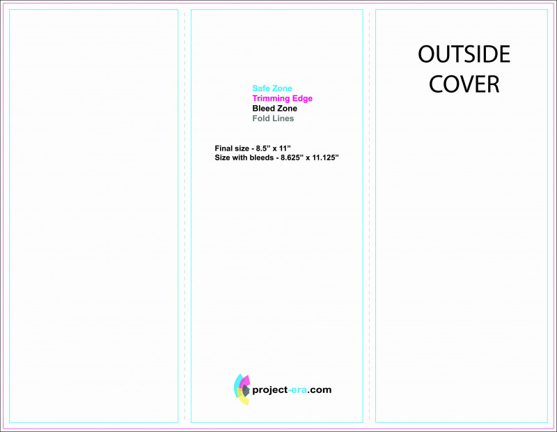 Medical Office Brochure Templates Unique Simple Tri Fold Brochure Template Elegant 35 Creative Brochure Ideas