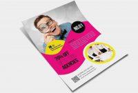 Membership Brochure Template New Download 59 Free Education Flyer Templates Download Free Download
