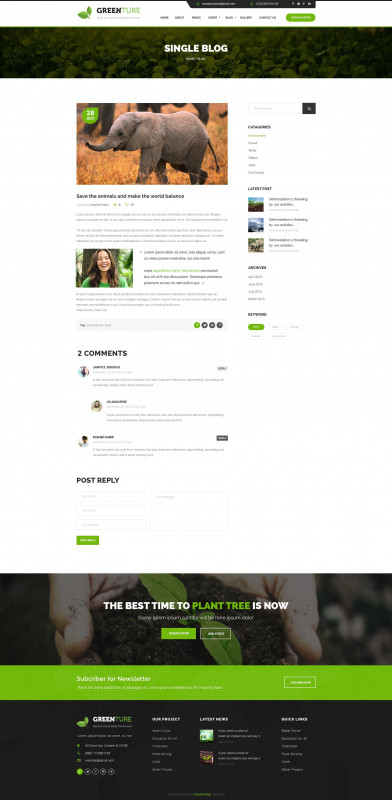 Ngo Brochure Templates Unique Greenture is Professional Modern Crafted Psd Template which Can Be