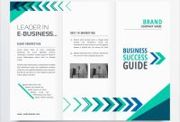 One Sided Brochure Template New Inspirational Free Tri Fold Brochure Template Google Docs Best Of