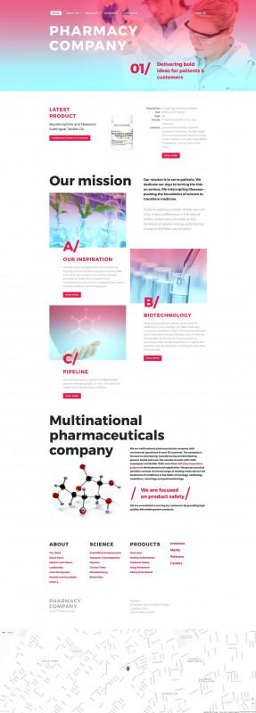 Pharmacy Brochure Template Free Awesome Best Of Pharmacist Curriculum Vitae Template Pics Pharmacy HTML Free