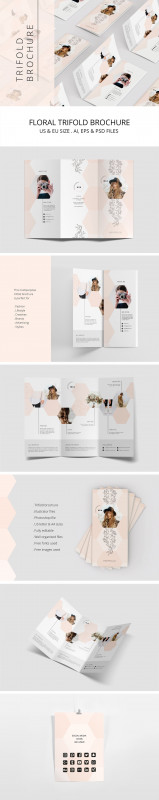 Professional Brochure Design Templates Awesome 20 Professional Tri Fold Brochure Templates to Help You Stand Out