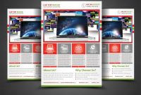 Quad Fold Brochure Template New Computer Mobile Repair Flyer Templ by Afzaalgraphics On