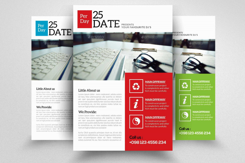 Quad Fold Brochure Template Unique Free Cleaning Flyer Templates Kobcarbamazepi Website