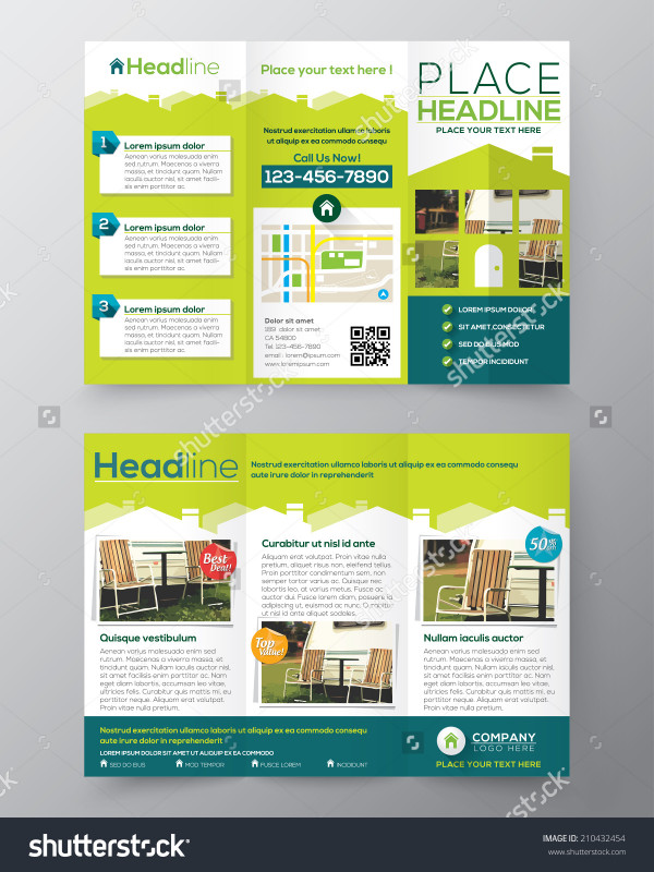 Real Estate Brochure Templates Psd Free Download Unique Free Real Estate Brochure Template Templates Psd Download Tri Fold