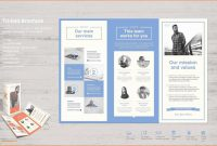 Real Estate Brochure Templates Psd Free Download Unique One Page Fact Sheet Template Lividrecords