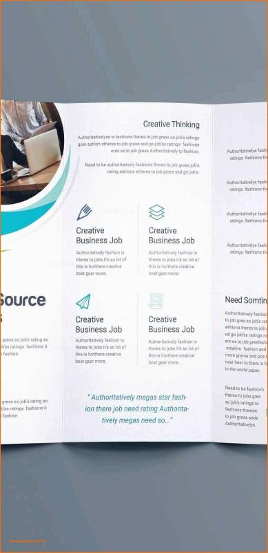 School Brochure Design Templates New Fashion Design Brochure Template Creative Brochure Templates Free