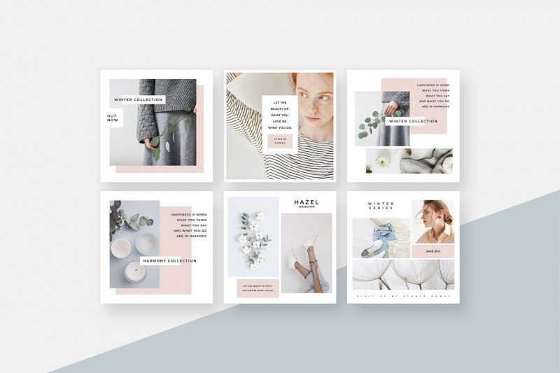 Social Media Brochure Template Unique Instagram Post Templates Instagramdesign Instagramtemplates