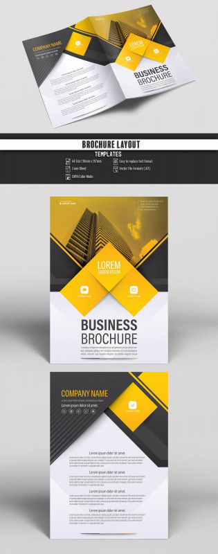 Technical Brochure Template Awesome Alive Free Real Estate Brochure Templates 020 Template Ideas Free