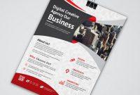 Training Brochure Template New Creative Flyers Design Agadi ifreezer Co