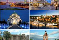 Travel Brochure Template for Students Awesome Belgrad Wikipedia