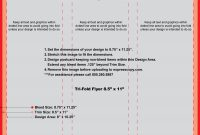 Tri Fold Brochure Ai Template Awesome Legal Size Tri Fold Brochure Template Best Of Adobe Illustrator