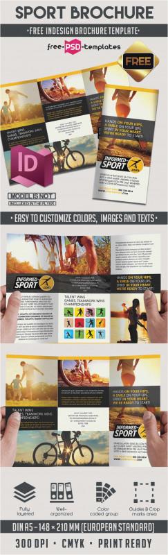Tri Fold Brochure Ai Template New Free Download Indesign Brochure Templates Free Awesome Tri Fold