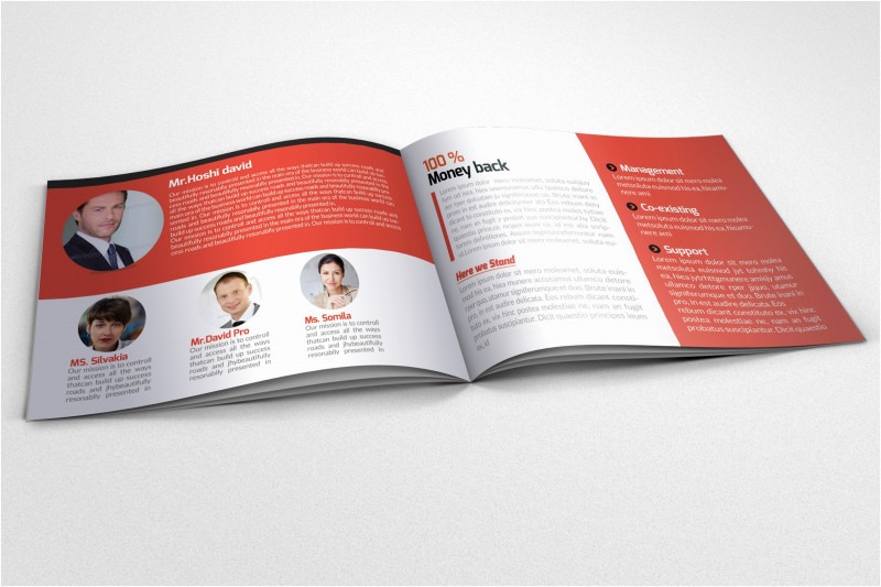 Tri Fold Brochure Template Illustrator Awesome Bi Fold Brochure Template Elegant Free Adobe Illustrator Brochure