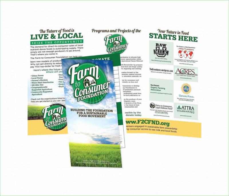 Tri Fold Brochure Template Illustrator Free New Three Fold Brochure Template Fresh Free Collection 46 Tri Fold