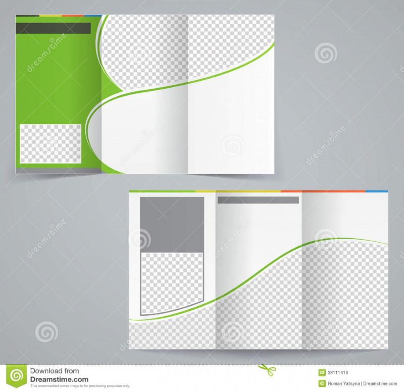 Tri Fold Brochure Template Illustrator New 016 Template Ideas Tri Fold Brochure Templates Free Business Vector