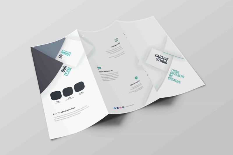 Tri Fold School Brochure Template New the Best Free Tri Vector Images Download From 75 Free Vectors Of