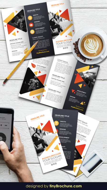 Tri Fold School Brochure Template Unique 3 Panel Brochure Template Google Docs Free