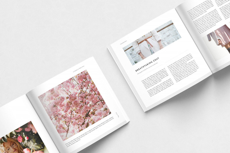 Welcome Brochure Template Awesome Brochure Layout Indesign