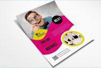 Word 2013 Brochure Template Unique Elegant Tear Off Flyer Template Word 13 Tear F Flyer Templates