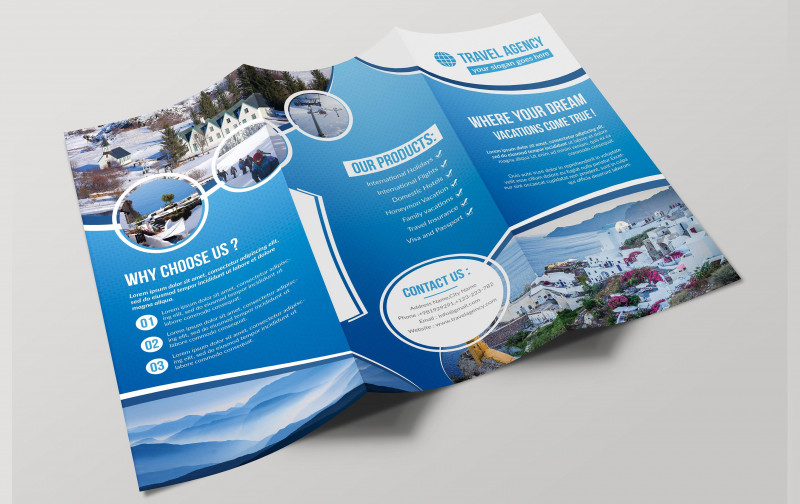 Word Travel Brochure Template New Travel Trifold Brochure Inchesbleeddpieasy Table Etiquette