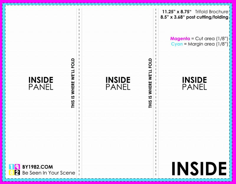 Z Fold Brochure Template Indesign Unique 3 Fold Brochure Template Word Best Of Three Panel Brochure Template