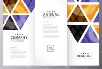 Zoo Brochure Template New Annual Business Report Colorful Template Stock Vector Illustration
