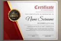 Beautiful Certificate Templates 3