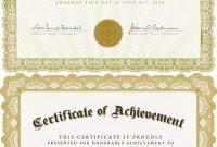 Beautiful Certificate Templates 7