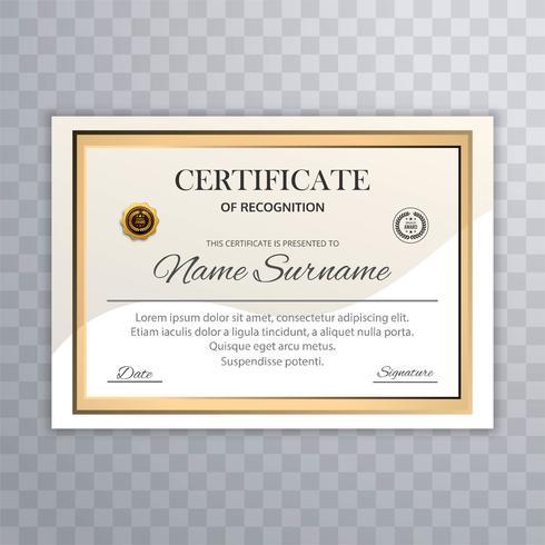 Beautiful Certificate Templates 9