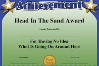 Best Employee Award Certificate Templates 5