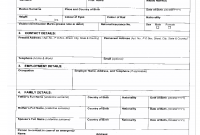 Birth Certificate Template for Microsoft Word 3