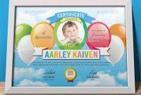 Children's Certificate Template 12